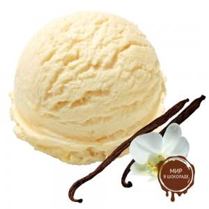 Мороженое Ваниль на желтках 14%, 1,5 кг.