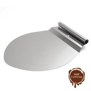 Поднос для переноски тортов металлический (1 шт.)