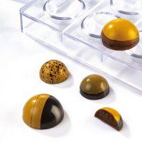 Форма для конфет Полусфера 8 см MA5006, 1 шт.