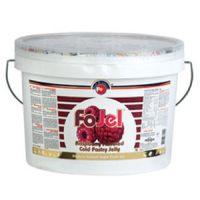 Гель холодного приготовления перламутр малиновый FO Silvery Cold Jelly Raspberry, 5 кг.