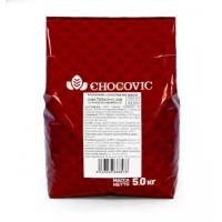 МОЛОЧНЫЙ ШОКОЛАД 36% CHOCOVIC в галетах , 5 кг.