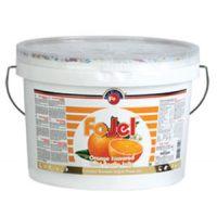 Декоративный гель холодного приготовления с ароматом апельсина FO Cold Jelly Orange, 5 кг.