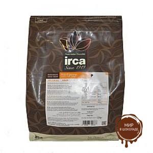 Шоколад темный ЭКВАДОР 60% , IRCA S.P.A , 1 кг.