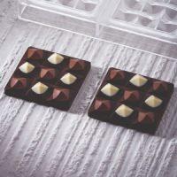 Форма для шоколадных плиток МУЛЕН МИНИ, короб 1 шт.