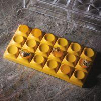 Форма для шоколадных плиток БРИКС, короб 1 шт.