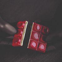 Форма для шоколадных плиток БРИКС МИНИ, короб 1 шт.