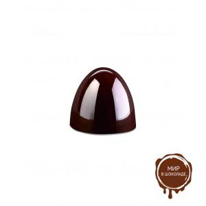 Форма для конфет ПРАЛИНЕ купол PC37, 1 шт.