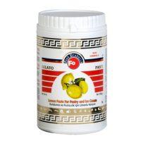 Концентрированная паста Лимон FO Paste for Pastry & Ice cream Sauce Lemon, 6*1,6 кг.
