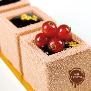 Шоколадный декор-аэрозоль ДОЛЬЧЕ ВЕЛЮТО светло коричневый, 1 шт.