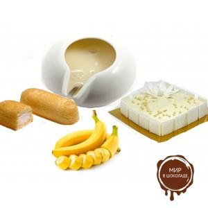 Начинка термостабильная 9.1.5.1. Крем-Банан, 18 кг.