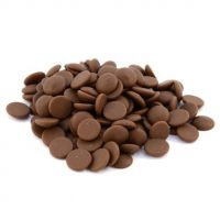 Шоколад молочный Перу 39%, Италия, 4 кг.