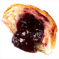 Начинка фруктовая КОНФРУТТИ черника, ведро 3 кг.