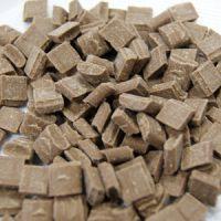 Шоколадные кубики молочные 30%, Италия, короб 4 кг.