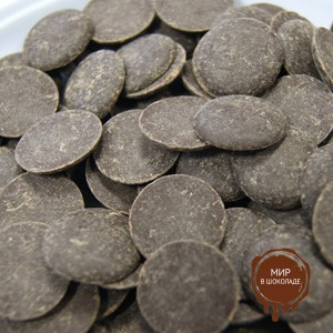 Шоколад ДИАМАНТЕ (DIAMANTE) ТЕМНЫЙ 67%, ICAM /Италия/, 15 кг.