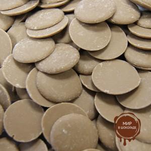 Шоколад молочный Кьяра 33%, Италия, 15 кг.