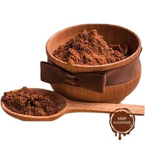 Какао-порошок 22/24 Италия, 1 кг.