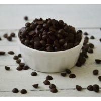 Шоколадные капли тёмные термостабильные «Инфорум», 8 кг.