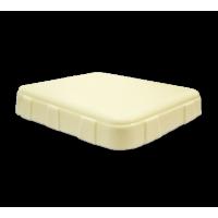 Глазурь кондитерская белая - плитки Гоциан, 20 кг.