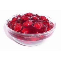 Начинка плодово-ягодная термо с крупными кусочками фруктов Вишня 4.2.3.3, 7 кг.