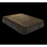 Глазурь кондитерская темная - плитки Гоциан ,8*2,5 кг