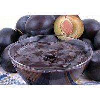 Джем Чернослив измельченный экстра термостабильный с кусочками фруктов 70-80%, вед 12,5кг
