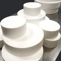 Форма муляжная для торта круглая 35 см.h 7см, 1 шт.