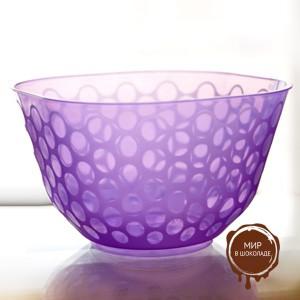 Креманка СКУП фиолетовая 250 мл, короб 640 шт.