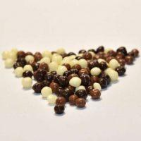Рисовые шарики в шоколадной глазури Микс, 1.5 кг.