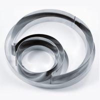 Набор форм для торта металлических ЛУНА, 1 шт.
