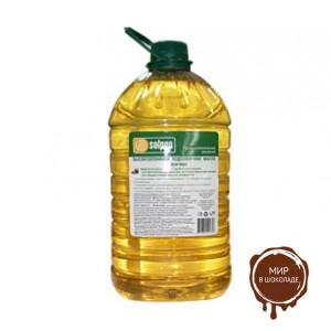 """Масло подсолнечное раф. дезодорированное высокоолеиновое """"SolPro"""" (47603) , 5л*3бут"""