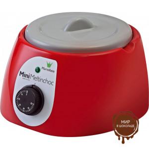 Аппарат для подогрева и темперирования шоколада 1,8 л красный, 1 шт.