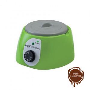 Аппарат для подогрева и темперирования шоколада 1,8 л зеленый, 1 шт.