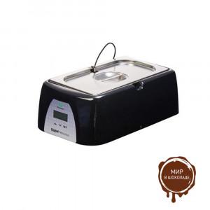 Аппарат для подогрева и темперирования шоколада 3,5 л черный MCD101, 1 шт.