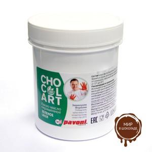Какао-масло окрашенное Желтое 100 гр (флакон 1 шт.)