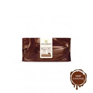 МОЛОЧНЫЙ ШОКОЛАД В БЛОКАХ БЕЗ САХАРА /НА МАЛЬТИТОЛЕ/, 33,9% какао, Callebaut, 5 кг.