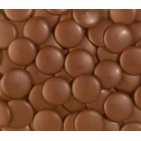 КАКАО МАССА без сахара 100%, галеты, Cacao Barry, 3 кг.