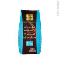 ШОКОЛАДНЫЙ ПОРОШОК 32% КАКАО для горячего шоколада, Саllebaut, 1 кг.