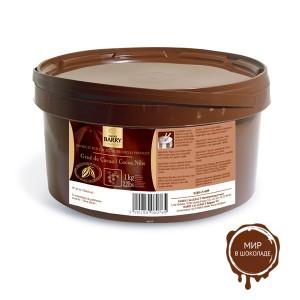 ДРОБЛЕНЫЕ КАКАО-БОБЫ 100% какао, 54% какао-масло, 1 кг.