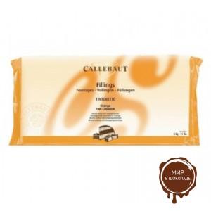 БЕЛАЯ НАЧИНКА С НЕЙТРАЛЬНЫМ  ВКУСОМ Tintoretto, Callebaut, Бельгия, 5 кг.