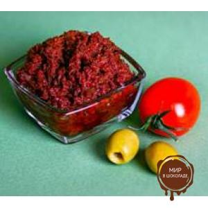 Овощная паста с вялеными томатами и оливками, Польша, 2.4 кг.