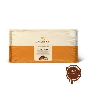 БЕЛАЯ НАЧИНКА СО ВКУСОМ КОКОСА Tintoretto Callebaut/Бельгия, 5 кг. Под заказ!