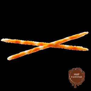 Оранжевые шоколадные карандаши, 900 гр.