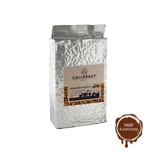 ДРОБЛЕНЫЕ КАРАМЕЛИЗОВАННЫЕ ФИСТАШКИ, Callebaut, 1 кг.