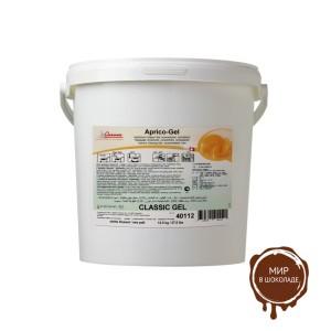 Абрикосовый гель желтый (желе), Carma/Швейцария, 12,5 кг.