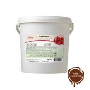 Клубничный гель красный (желе), Carma/Швейцария, 12,5 кг.