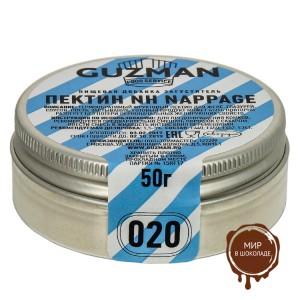 ПЕКТИН NH NAPPAGE термообратимый, яблочный, для глазури, Guzman, 50 гр.