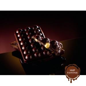 БЕЛКОЛАД. ЧЕРНАЯ КОЛЛЕКЦИЯ ЭКВАДОР 71% шоколад темный в таблетках , 8 кг.
