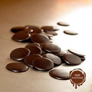 БЕЛКОЛАД. ЧЕРНАЯ КОЛЛЕКЦИЯ ПЕРУ 64 шоколад темный в табл-х, 64% , 8*1 кг