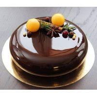 БРИЛО СО ВКУСОМ ТЕМНОГО ШОКОЛАДА черная шоколадная глазурь.6 кг