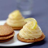КРЕМФИЛ цитрон начинка со вкусом лимона, вед. 13  кг.